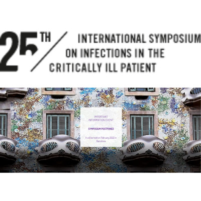 25th International Symposium on Infections in the Critically Ill Patient