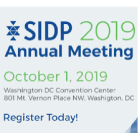 SIDP 2019 (Society of Infectious Diseases Pharmacists) Annual Meeting