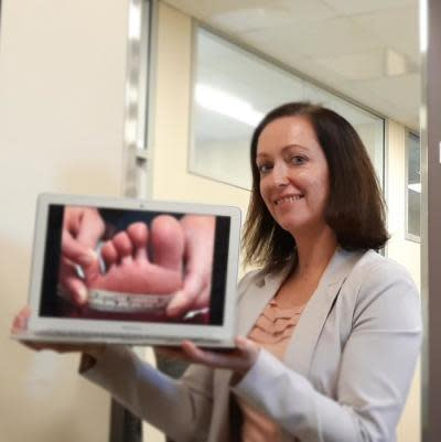 Consumers Empowered by Medical Selfies