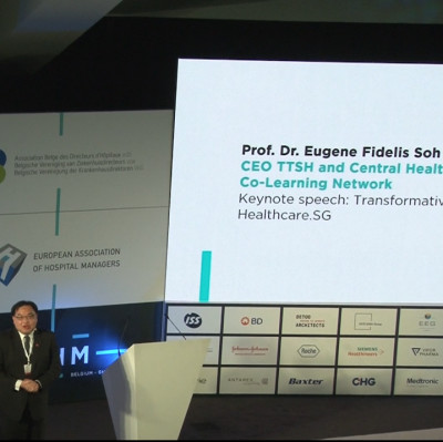 #EAHM2019: SMART HEALTH of the Future