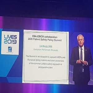 #LIVES2019: Highlights from the Opening Ceremony @ESICM