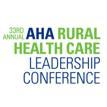 AHA Rural Health Care Leadership Conference 2020