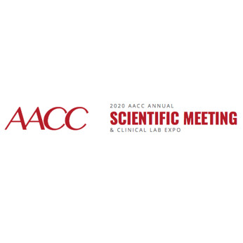 72nd American Association for Clinical Chemistry (AACC) Annual Scientific Meeting 2020