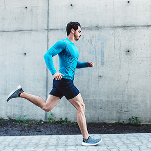 Running Lowers Risk of Death