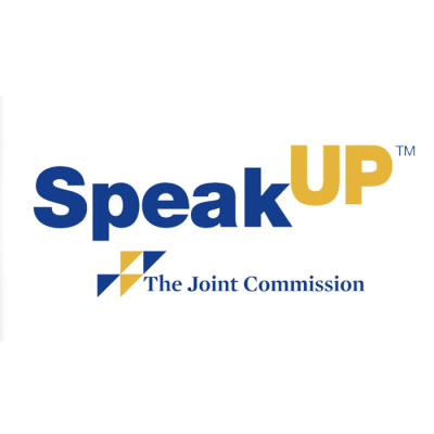 Speak Up™ For Your Rights, The Joint Commission
