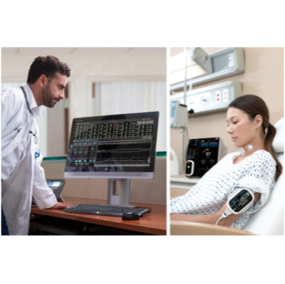 Masimo Patient SafetyNet™, Root® with Radius-7®, RRa®, and SET® (Photo: Business Wire)