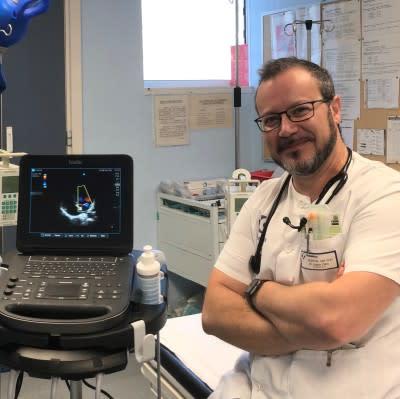 Ultrasound system - POCUS