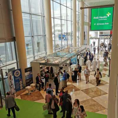 45th Arab Health Opens Doors to Visitors