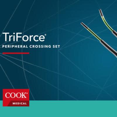 TriForce - Peripheral crossing set