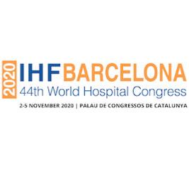 IHF Barcelona - 44th World Hospital Congress 2020