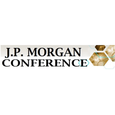 J.P. MORGAN 39TH ANNUAL HEALTHCARE CONFERENCE 2021