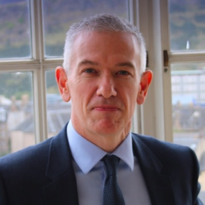 Dr Gregor Smith: Scotland's New Interim CMO