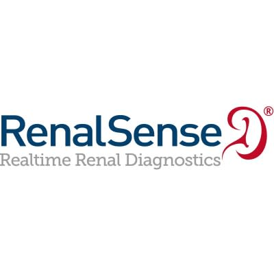 RenalSense Realtime Renal Diagnostics Logo