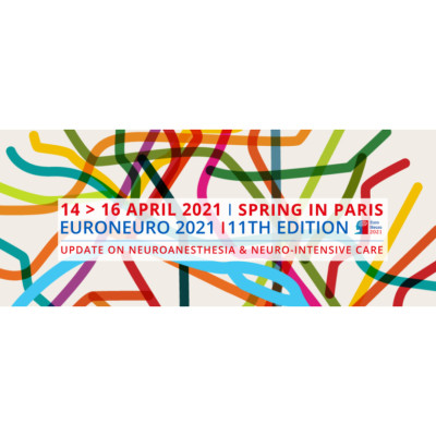 Euro Neuro Paris 2020 → Euro Neuro Paris 2021