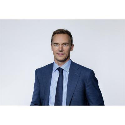 Mattias Perjos, President & CEO of Getinge