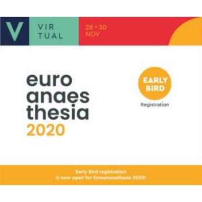 Euroanaesthesia 2020