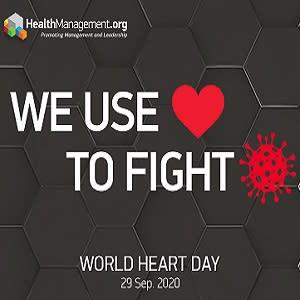World Heart Day 2020 - Use Heart to Beat Cardiovascular Disease