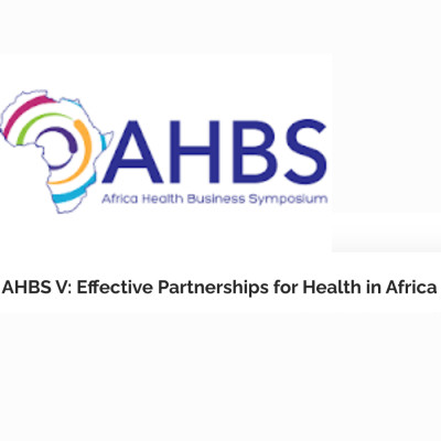 Africa Health Business Symposium (AHBS) V 2020