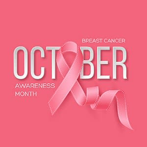 October 2020: Breast Cancer Awareness Month