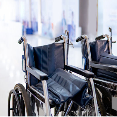 Hospital Admissions Amid COVID-19