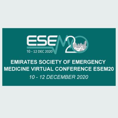 ESEM 2020 - Emirates Society of Emergency Medicine Conference