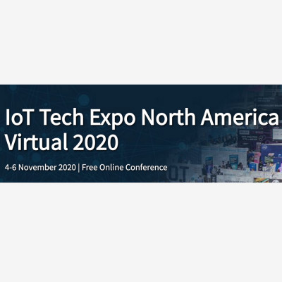 IoT (Internet of Things) Conference & Exhibition North America Virtual 2020