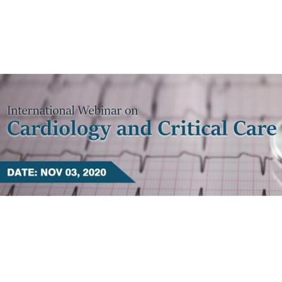 International Webinar On Cardiology & Critical Care 2020