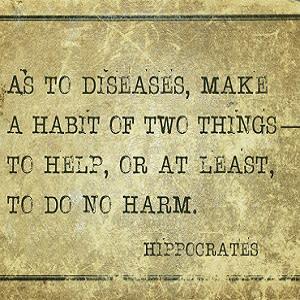 COVID-19: Do No Harm or Do Maximal Good?
