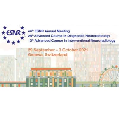 44th ESNR Annual Meeting 2021