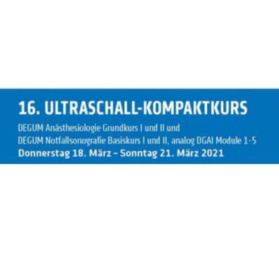 16th AEN Ultrasound Compact Course