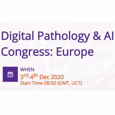 Digital Pathology & AI Congress 2020