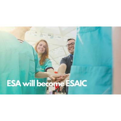 ESA Will Become ESAIC