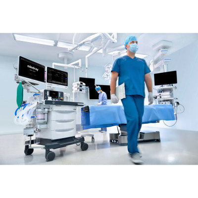 Mindray Brings Groundbreaking New Systems to the High-End Anesthesia System Market