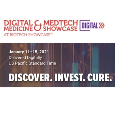 Digital Medicine & Medtech Showcase 2021