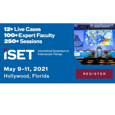 ISET - International Symposium on Endovascular Therapy 2021