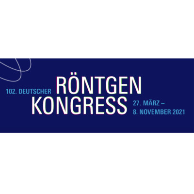 DRK - 102. Deutscher Röntgenkongress/102nd German X-ray Congress