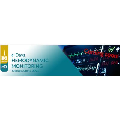 ISICEM e-Days - Hemodynamic Monitoring