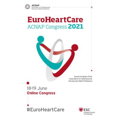EuroHeartCare - ACNAP Congress 2021