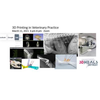 3D Printing in Veterinary Practice