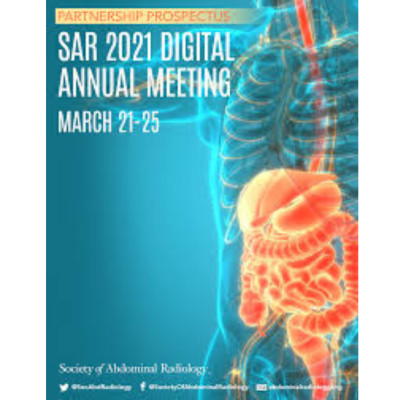 Society of Abdominal Radiology (SAR) Annual Meeting 2021