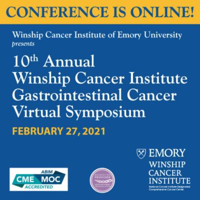 2021 Winship Gastrointestinal Cancer Symposium