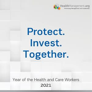 2021: Year of the Health and Care Workers