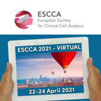 ESCCA 2021 Euorpean Society Of Clinical Cell Analysis