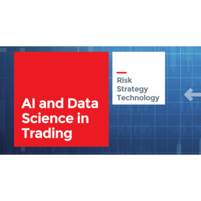 AI & Data Science in Trading New York 2021