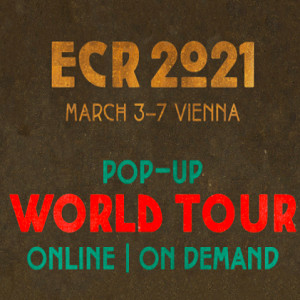 From Vienna with Love … Embracing #ECR2021