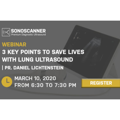 3 Key Points To Save Lives With Lung Ultrasound