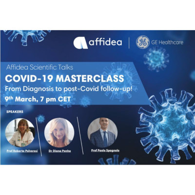 COVID-19 MASTERCLASS – From Diagnosis to post-Covid follow-up!