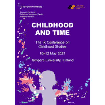 The IX Conference On Childhood Studies, Childhood And Time