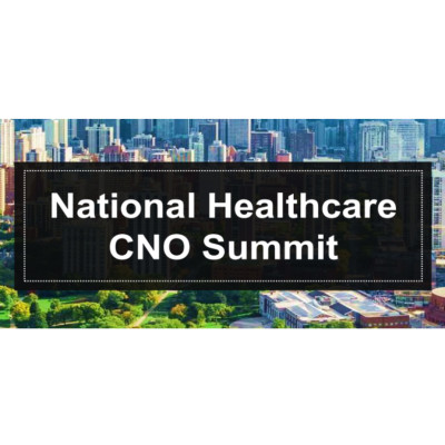 National Healthcare CNO Summit 2021