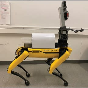 Perception of Mobile Robotic Systems